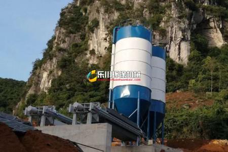 广西南宁矿山洗砂零排放工程