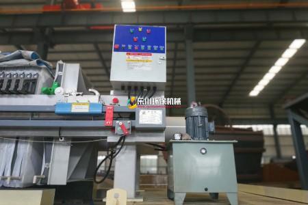 厢式压滤机的电气控制过程