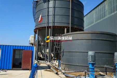 我公司在辽宁省葫芦岛市绥中港压滤机项目