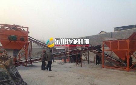 干法机制砂生产线_机制砂生产线