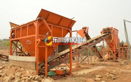 锤式制砂生产线(输送带式制砂机)