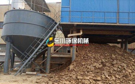 乐川压滤机污水净化效果图